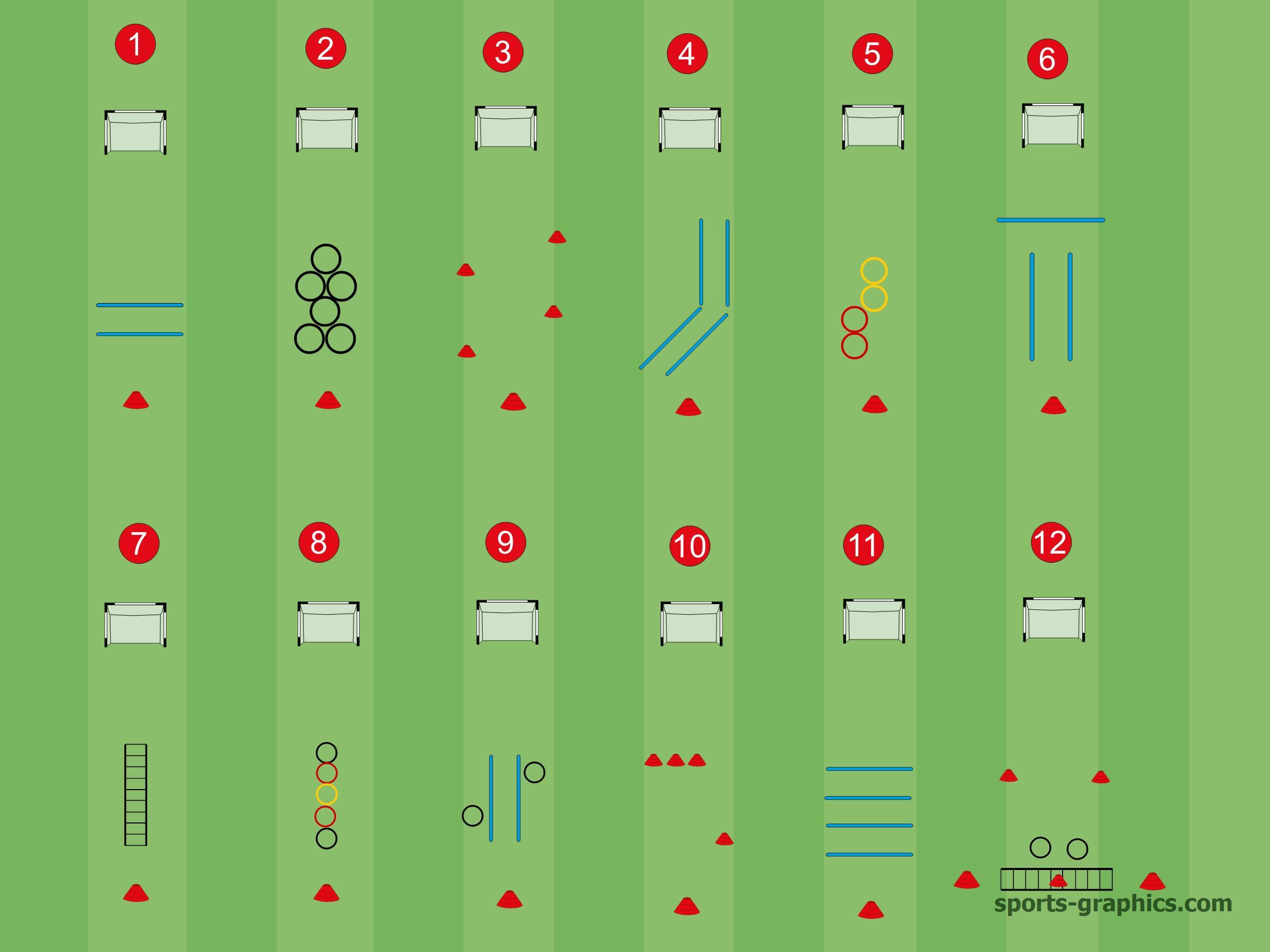 Bambinis Schusstechnik Lehren Fussballtraining Trainertalk De