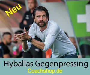 Hyballas Gegenpressing